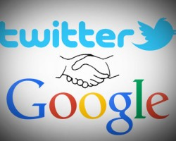 Joint Venture Of Google And Twitter