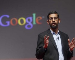Google appointed the new India born CEO – Sundar Pichai