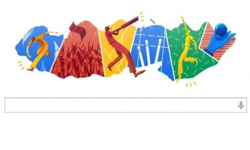 Google Amazing World Cup Doodle